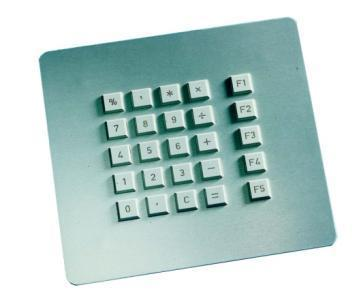 Typical system design under keycap, RK 90, 9 x 9 mm Typical system design degree of
