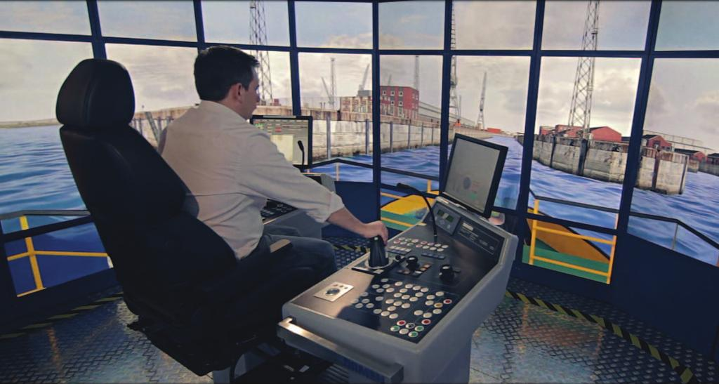 We have now got what we feel the worlds very best Tug Simulator. It has been an absolute pleasure working with such a forward thinking team as Transas.