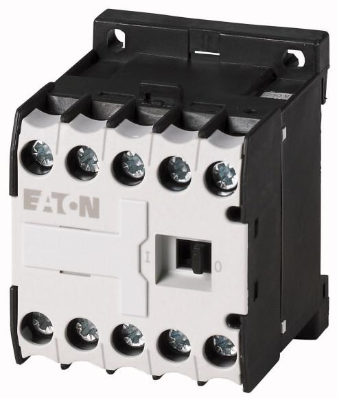 Delivery program Contactor relay, 2N/O+2N/C, DC current Part no. DILER-22-G(24VDC) Catalog No. 010042 Eaton Catalog No.