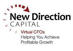 When you think it s time to hire a virtual CFO, consider the team at New Direction Capital.