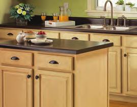 Transformations is quick and easy, allowing do-it-yourselfers can give old, tired, damaged, out-of date countertops, cabinetry, bathroom