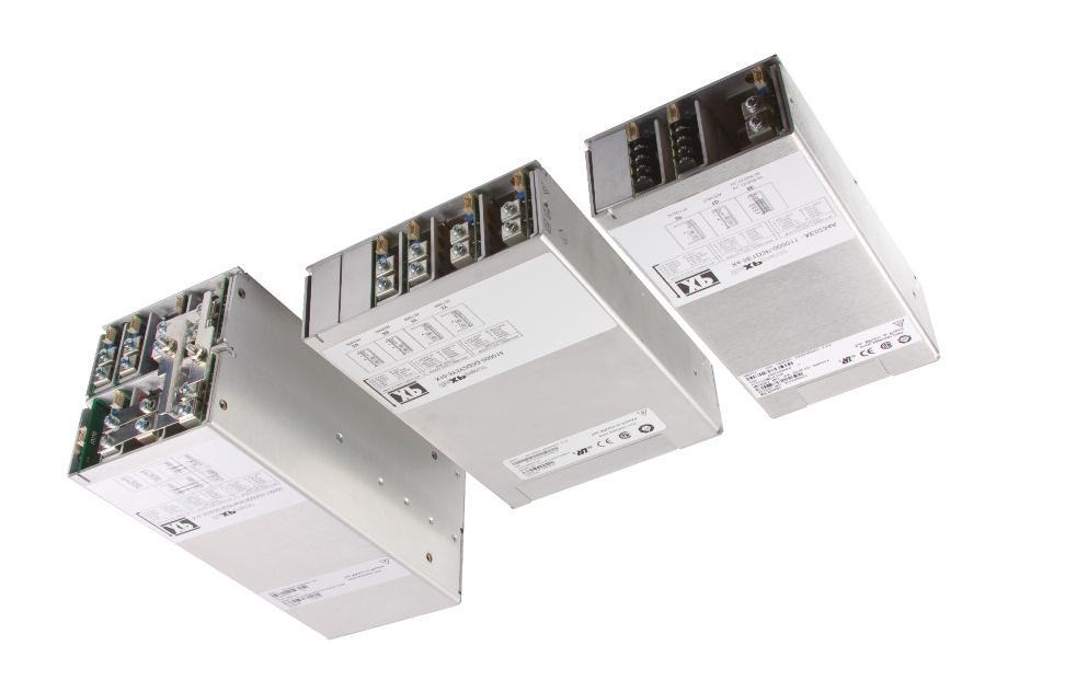 AC-DC 400-2500 Watts f lexpower Series Configurable for Fast Time to Market SEMI F47 Compliant xppower.