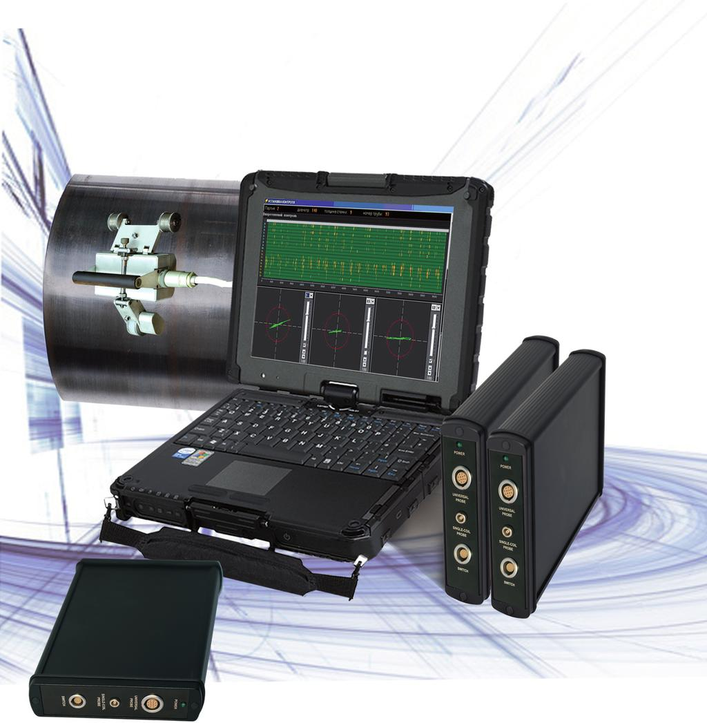 MULTI CHANNEL EDDY CURRENT FLAW DETECTOR Member company of «OKO ASSOCIATION» Group