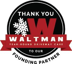 How are we doing? Partnership with Waltman Construction Funding our costs and more.