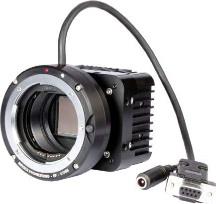 Interface for Canon-EF adapter Mount Plate