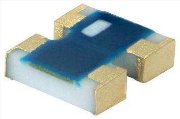 Precision Gold Terminated Thin Film Chip Resistor Array for Conductive Gluing The ACAS 0606 AT precision resistor array with convex terminations for conductive gluing combines the proven reliability