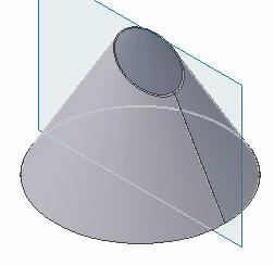 Figure 2-4A: Clickselect the cone s