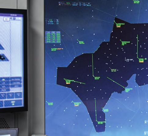 Innovation: Virtual Centre A pioneering programme Skyguide is making an important contribution to the unification of Europe s airspace through its pioneering work on the Virtual Centre an undertaking