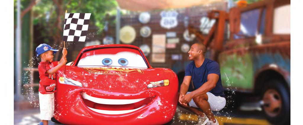 Turn gasoline into Lightning McQueen Disney Dream Reward Dollars Fill up with Disney Dream Reward Dollars fast. 9 Earn 2% on everyday purchases.
