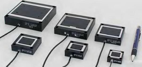P-620.1 P-629.1 PIHera Piezo Linear Stage Compact Nanopositioning System Family with Long Travel Ranges Physik Instrumente (PI) GmbH & Co. KG 2008. Subject to change without notice.