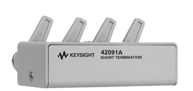 Applicable instrument: E4980A/AL, E4981A, E4990A Terminal connector: 4-Terminal Pair, BNC Dimensions (approx.): 94(W) x 31(H) x 67(D) [mm] Weight (approx.