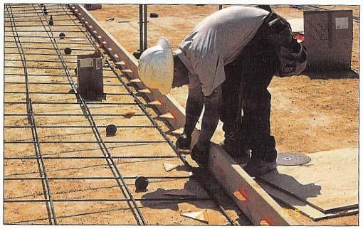 Dowels for the 21st Century by Wayne W. Walker and Jerry A. Holland sing plate dowels in slabs on ground for shear load transfer at the joints offer many advantages over the traditional round dowels.