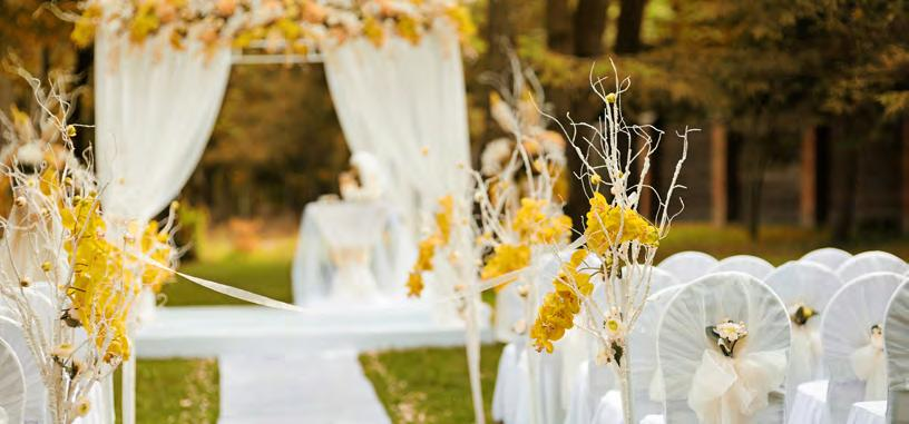 INTERNATIONAL EVENT DECORATING PROFESSIONAL (IEDP ) An event decorator works with clients and vendors to create the entire look and feel of an event, from selecting a theme to a color palette,