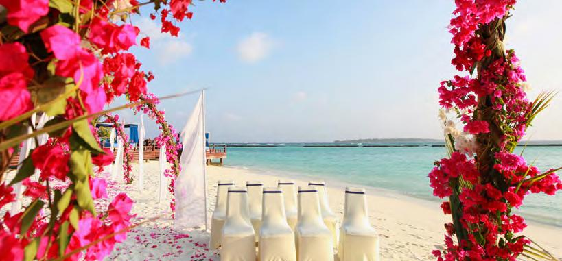 DESTINATION WEDDING PLANNING SPECIALIZATION Whether it s at a tropical resort, a foreign city, or a cabin in the woods, destination weddings offer their own sets of