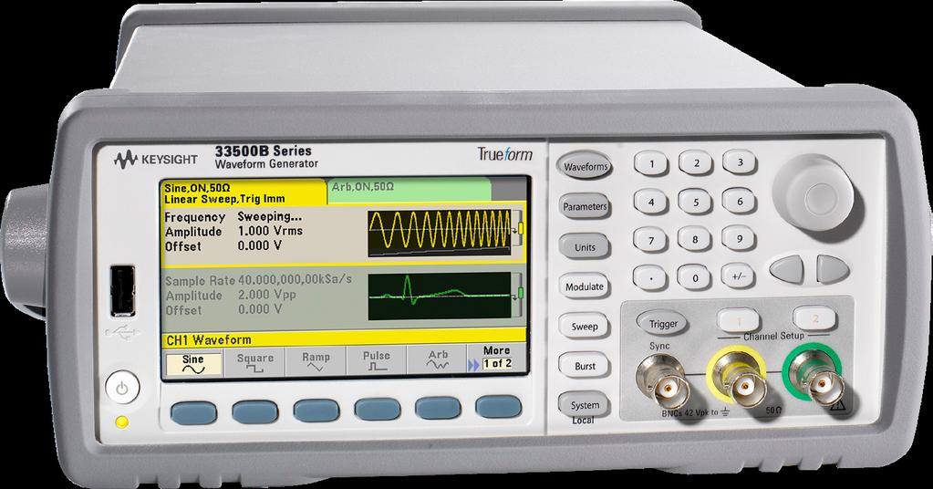 Keysight Technologies 33500B