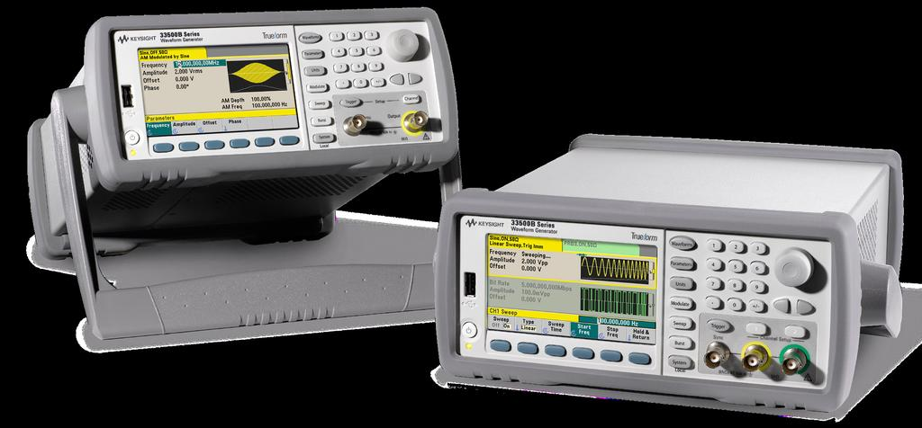 Revolutionary signal generation with unmatched capabilities and fidelity Easily generate the full range of signals you need for the most demanding measurements Test your devices with confidence that