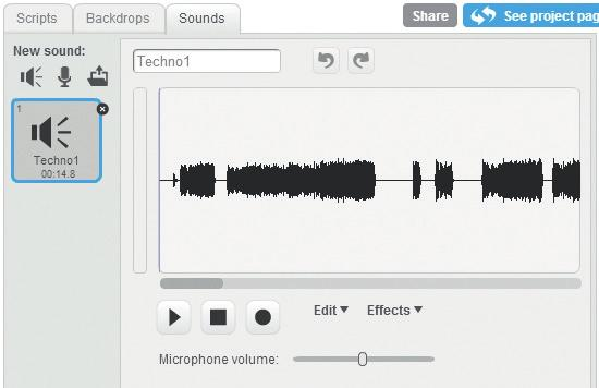 You can record a sound yourself and then change it using
