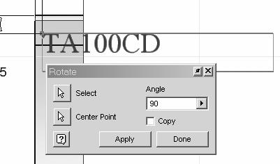 You can also add a coincident constraint between the point and the upper left corner of the rectangle