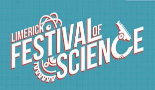 "Date : Saturday 12th November Start Times : 12am Location : Chez Le Fab, Marche & Cafe, Arthur's Quay, Limerick City Target Audience: Primary, Second Level, Public ""Secrets of SuperHero Science"" What"
