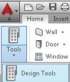 Start a new drawing using QNEW. 2. Select the Wall tool from the Home ribbon. 3. In the Properties dialog, check under the Style dropdown list.