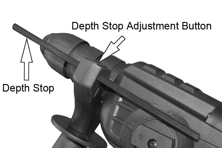 Position the handle in the desired position. 4. Secure the handle in position by rotating the shaft of the handle anticlockwise (when viewed from above), DO NOT overtighten.