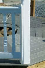 If you have hidden wiring and receptacles, position those posts properly and facing the right way.