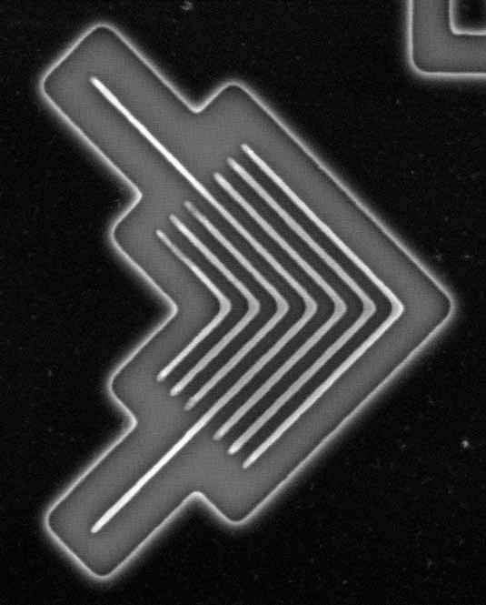 EUV Static Exposures Demonstrated to 39 nm Linewidth 39 nm Isolated Line ETS Set 2 optics Static images at ALS 13.5 nm σ = 0.