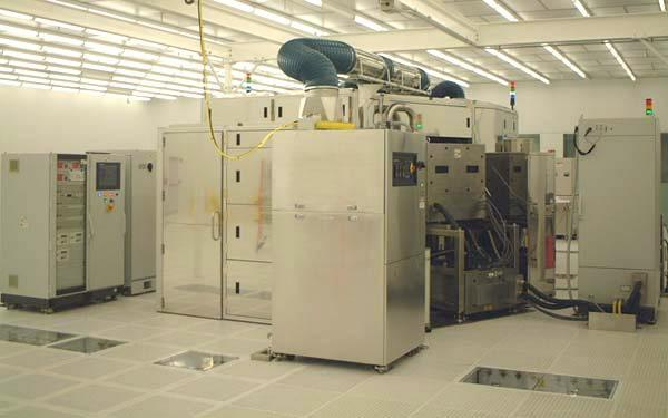 MS-13 EUV Microstepper - at SEMATECH North, Albany,