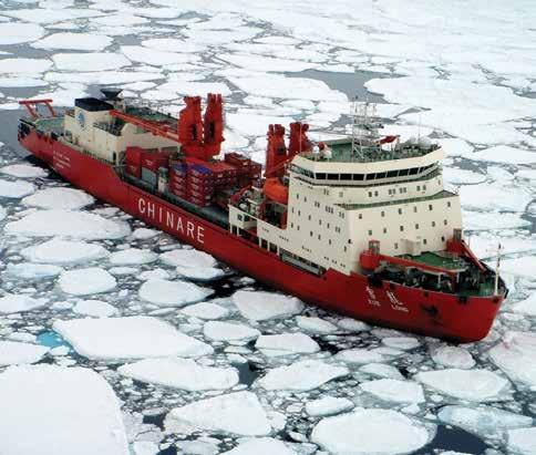 As it happened Shortly after 7:20am on Christmas Day, the Australian Maritime Safety Authority (AMSA) received a distress signal a vessel was beset by pack-ice (ice that is too thick to break