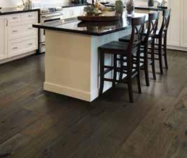 NuOil finish Hickory, European Oak, Walnut ORGANIC ENGINEERED