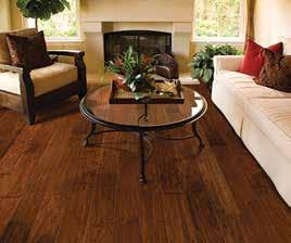Maple, Walnut CHAPARRAL HARDWOOD COLLECTION 7 Wide Wood Planks 1/2