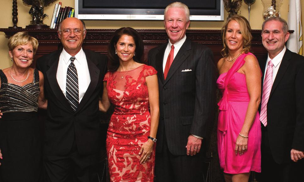 Both years the event was co-chaired by Dr. Ken and Ann Nahum and Phil and Marilyn Perricone. In 2011, Gina Petillo was honored with the William C.