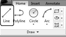 Autodesk AutoCAD 2013 Fundamentals Command Exercise Exercise 3-9 Erase Drawing Name: erase1.dwg Estimated Time to Completion: 5 Minutes Scope Erase the objects in the drawing. Draw some more lines.