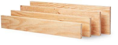 50 VERSA-LAM Products VERSA-LAM Beams Used as Rim Material 38 241 302 356 406 VERSA-LAM VERSA-LAM is a laminated veneer product made from Southern Yellow Pine veneers.