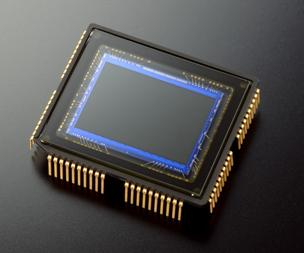 CCD or CMOS sensor Color Filter Array Digital cameras employ