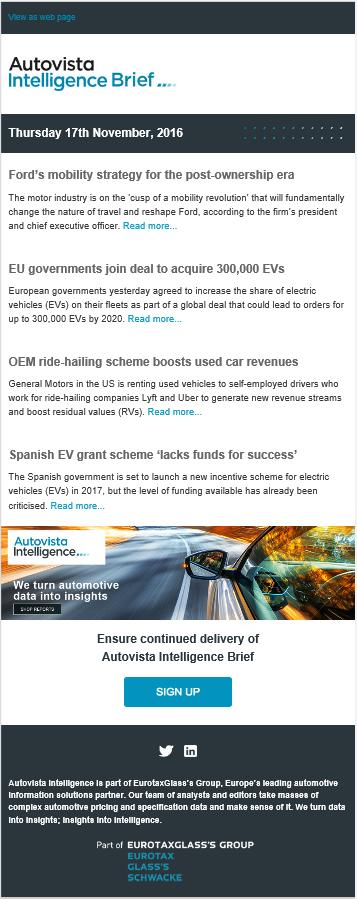 Newsletter Eurotax