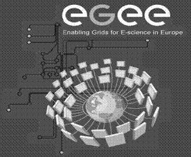 EGEE & EGEE II (e-infrastructures) EC funding: 31.9 + 37 M USA Enabling Grids for E-science in Europe SA (~34 M ): Shared use of resources across > 1.000 user sites, integrating over 20.