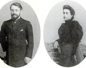 Family In 1894, Henri Matisse had his first daughter, Margeurite,