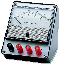 7.VOLTMETERS A voltmeter, also known as a voltage meter, is an instrument used for measuring the potential difference, or voltage, between two points in an electrical or electronic circuit.