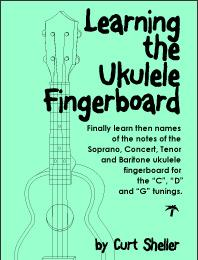 Scale Fingerings for Ukulele is a concise, well organized book ideal for any ukulele player beginning to explore single note playing and improvisation.