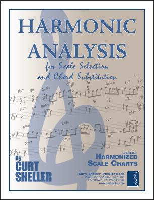 Jazz Ukulele Ø Music Books Harmonic Analysis for Scale Selections and Chord Substitution Harmonic Analysis principles