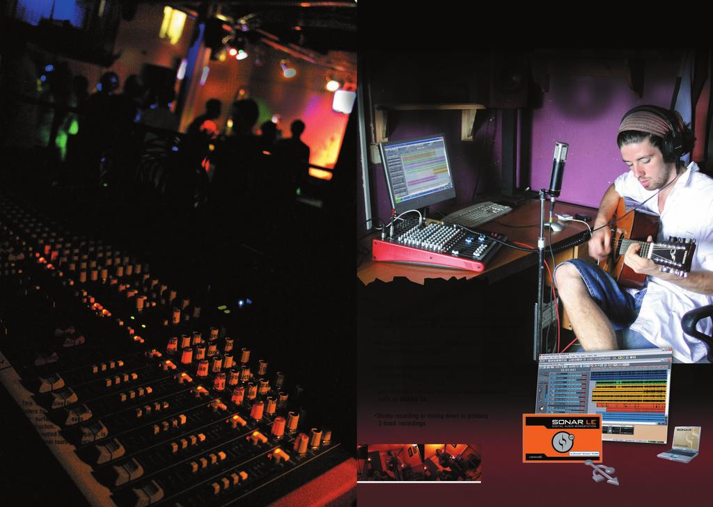 GET INTO ZED YOUR SPACE LIVE & STUDIO Allen & Heath has been in the mixer business for nearly 40 years, so we understand what elements make a good mixer such as fantastic sound, rugged build quality