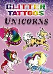 Tattoos Unicorns 0-486-45645-5 Pomaska Glitter