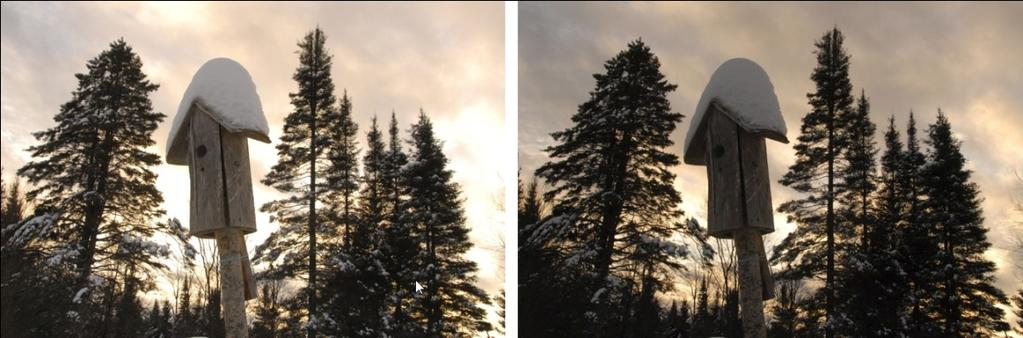 How to merge differently exposed photos Often, photographers encounter situations where it s impossible to get one photograph with correct exposure, as when using a flash at night.