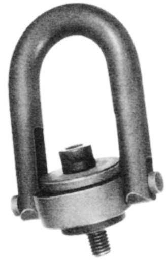 Alloy Steel Swivel Hoist Rings EBN is proud to announce the addition of Center Pull Style Swivel Hoist Rings to its product line.