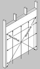 2-08 General Installation Instructions for Quaker Wood Clad Patio Doors Please read the following instructions thoroughly before beginning the installation process of your patio door.