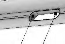 "Attach the Subsill on top of a 1/4"" shim to the floor with the specified anchors (FIG. 18)."