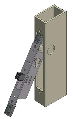 Section 2. Door Hardware A.