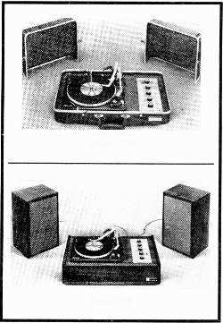 Stereo Compacts But audio engineering, like any other science, can't hold a secret for long.