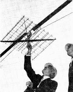 The Helicopter that Flies on Radio Waves It took 65 years to make a Science Fiction dream come true In 1899, Nikola Tesla constructed a 200 - foot Tesla coil rated at 300 kilowatts and 150 kilocycles.